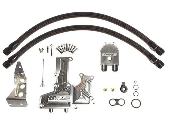 CTS Turbo MK5 TSI Catch Can Kit