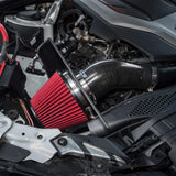 "CTS High-Flow Air Intake System (6"" Velocity Stack) - B9 Audi 