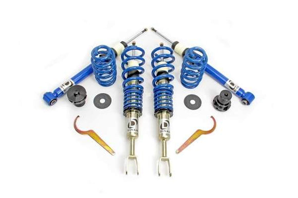 Dinan High Performance Coilover System - B6 | B7 | Audi A4 (FWD)
