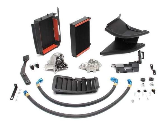 Dinan High Capacity Oil Cooler System for BMW | E90 | 335i (w/o Factory OC thru '08)