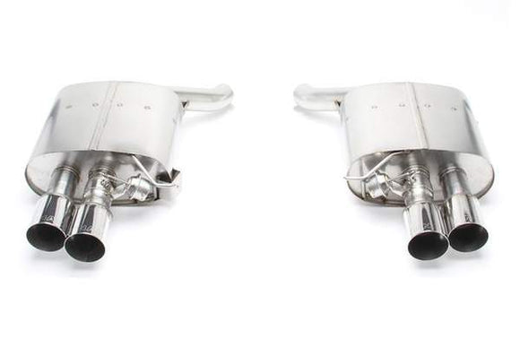 Dinan Free Flow Axle-Back Exhaust for BMW | F0X | F1X | 6-Series