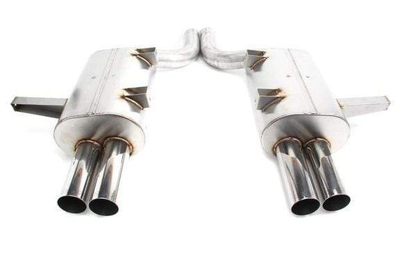Dinan Free Flow Axle-Back Exhaust for BMW | E39 | M5