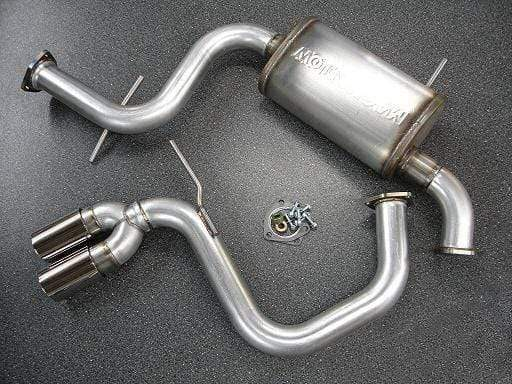 42 Draft Designs Cat-Back Exhaust | Audi A3 (8P) 2.0T FWD