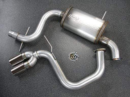 42 Draft Designs MK5 GTi 2.0T Cat-Back Exhaust
