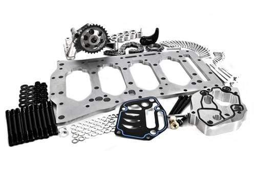Crankshaft Girdle Kit by IE | 2.0T FSi