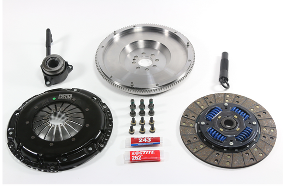 DKM Stage 2 Performance Clutch Kit - MK7 GTI / GOLF R 2.0TFSI