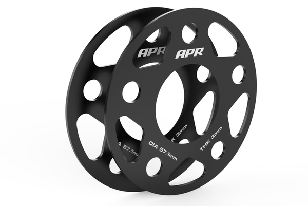 APR Wheel Spacers -  3mm Pair