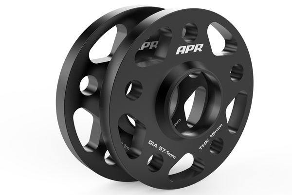 APR Wheel Spacers -  15mm Pair