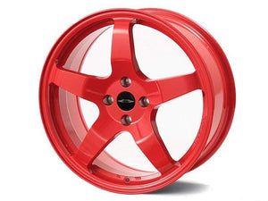 "Neuspeed RSe05 Light Weight Wheel 17"" - Red"