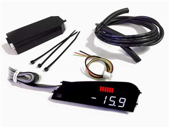 Digital Anaog Gauge by P3 Cars | C7 Audi A6 | S6 A7 | S7 | RS7