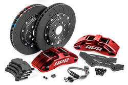 APR Big Brake Kit (Red) - MQB Golf R / S3 / TTS