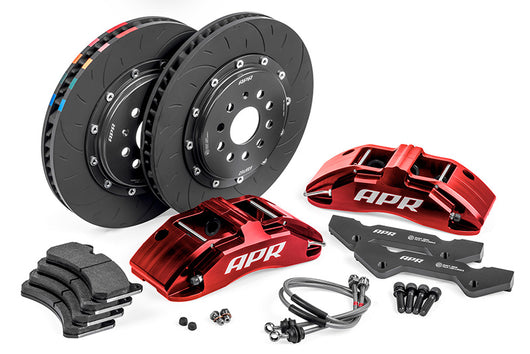 APR Big Brake Kit (Red) - MQB GTI / A3 / TT