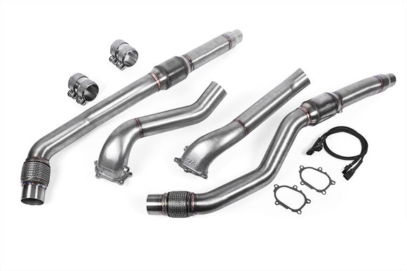 APR Cast Downpipe Exhaust - D4 / D4.5 S8 4.0TFSI