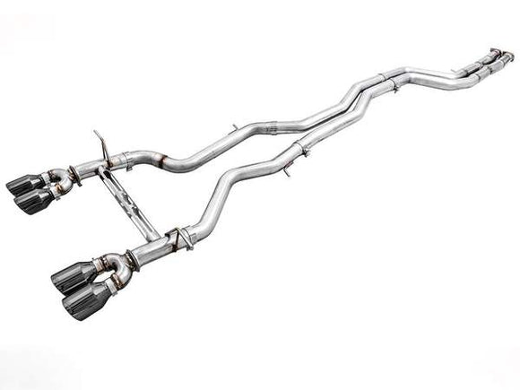 AWE Track Edition Exhaust System | F8X | M3 | M4