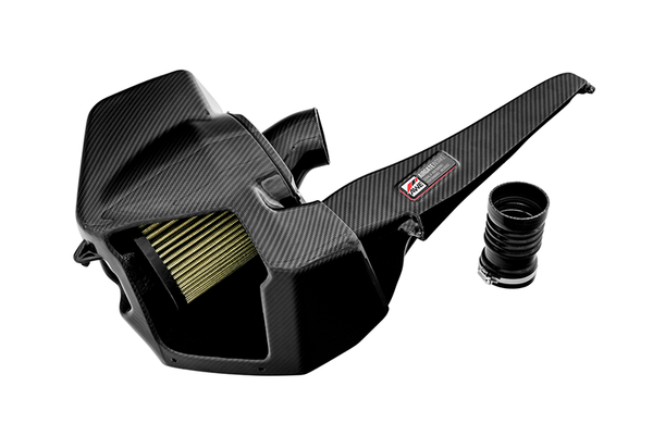 AWE AirGate Carbon Intake w/o Lid - Audi B9 S4 / S5 / RS4 / RS5