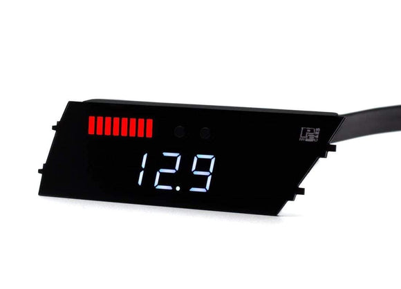 Digital Anaog Gauge by P3 Cars | B8 Audi A4/A5 | S4/S5