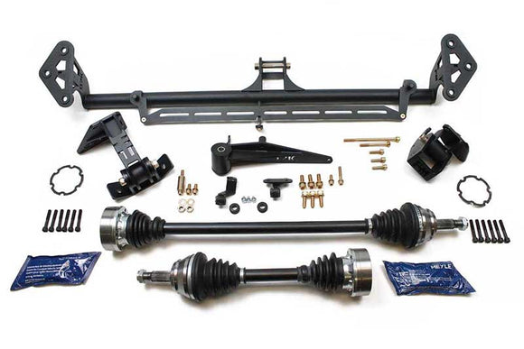 Fabless Engine Swap Kit – MK2 VW 07K 2.5L