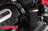APR Carbon Fiber Turbo Inlet Pipe - MQB 1.8TSI / 2.0TFSI