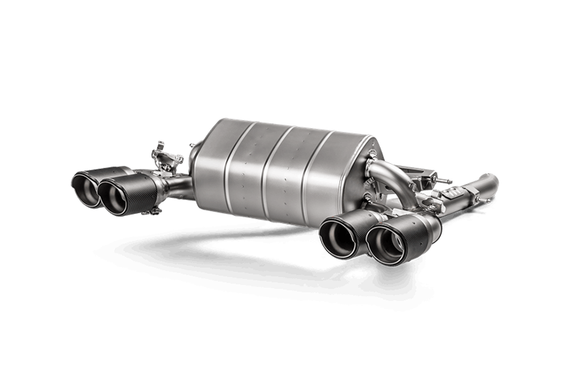 Akrapovic Titanium Exhaust System - BMW M2 COMPETITION / M2 CS (F87N) - OPF/GPF 2019