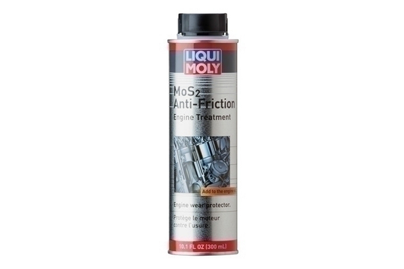 LiquiMoly MoS2 Anti-Friction Engine Treatment