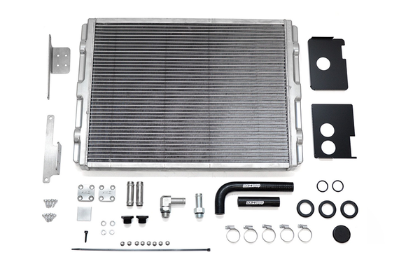 034 Supercharger Heat Exchanger Upgrade Kit - Audi B8/8.5 S4