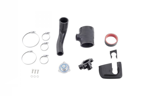 AWE TSI Diverter Valve Relocation Kit - w/ AWE housing for stock DV
