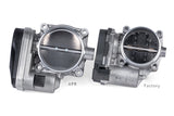 APR Ultracharger Supercharger Throttle Body verse Stock