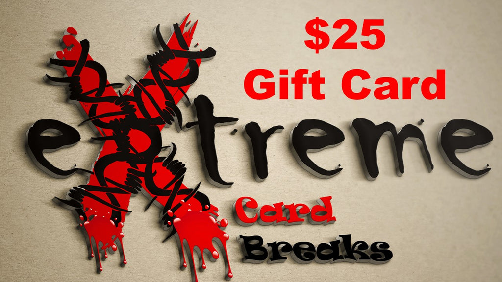 $25 eXtreme Gift Card