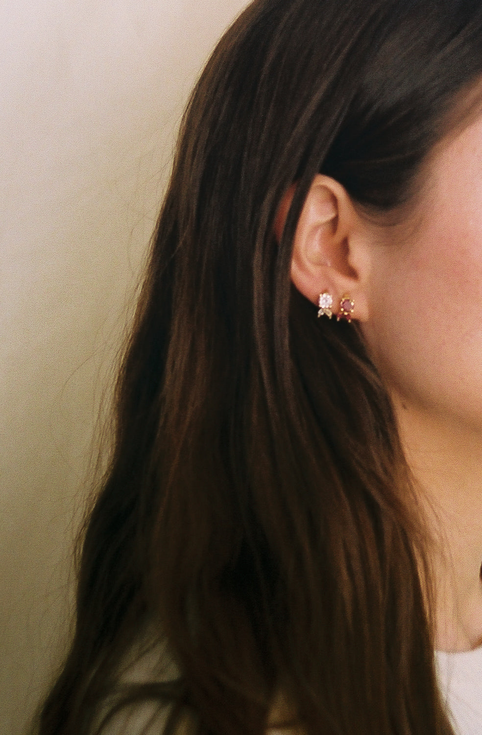 Millie Earrings Gold Plated