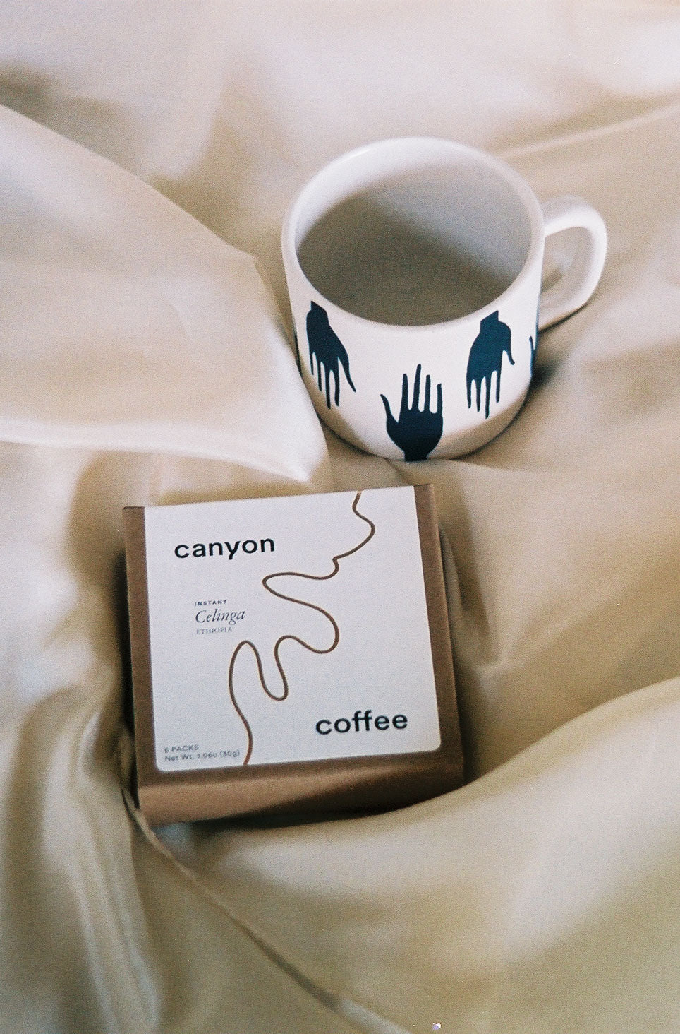 Instant Canyon Coffee