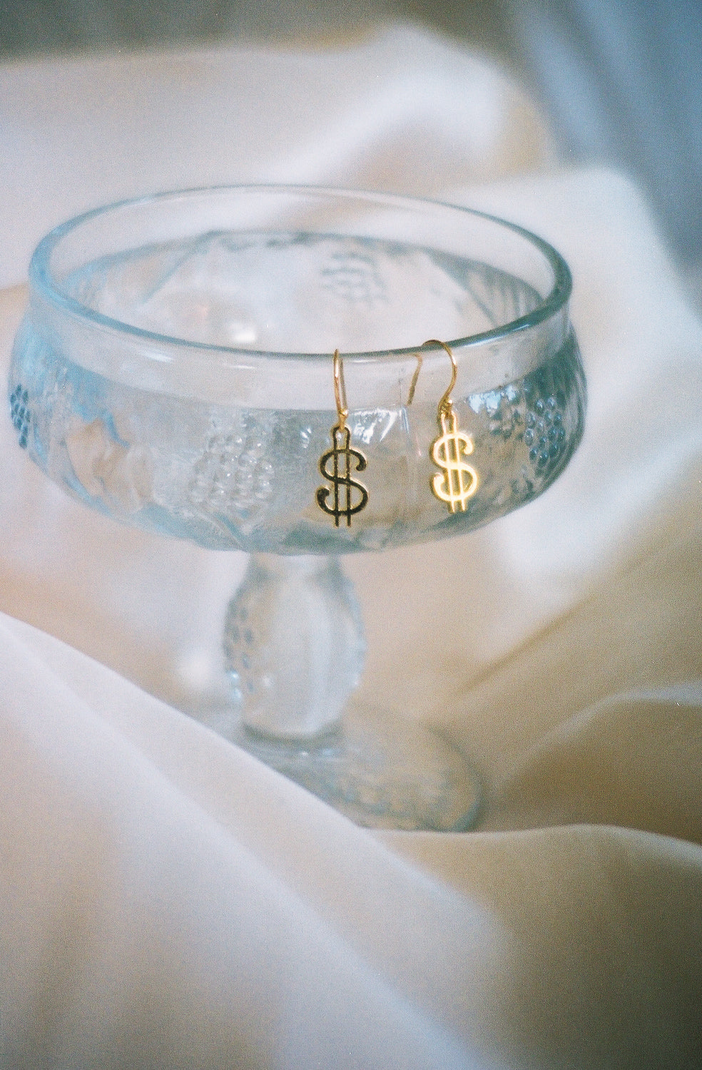 Money Drop Earrings