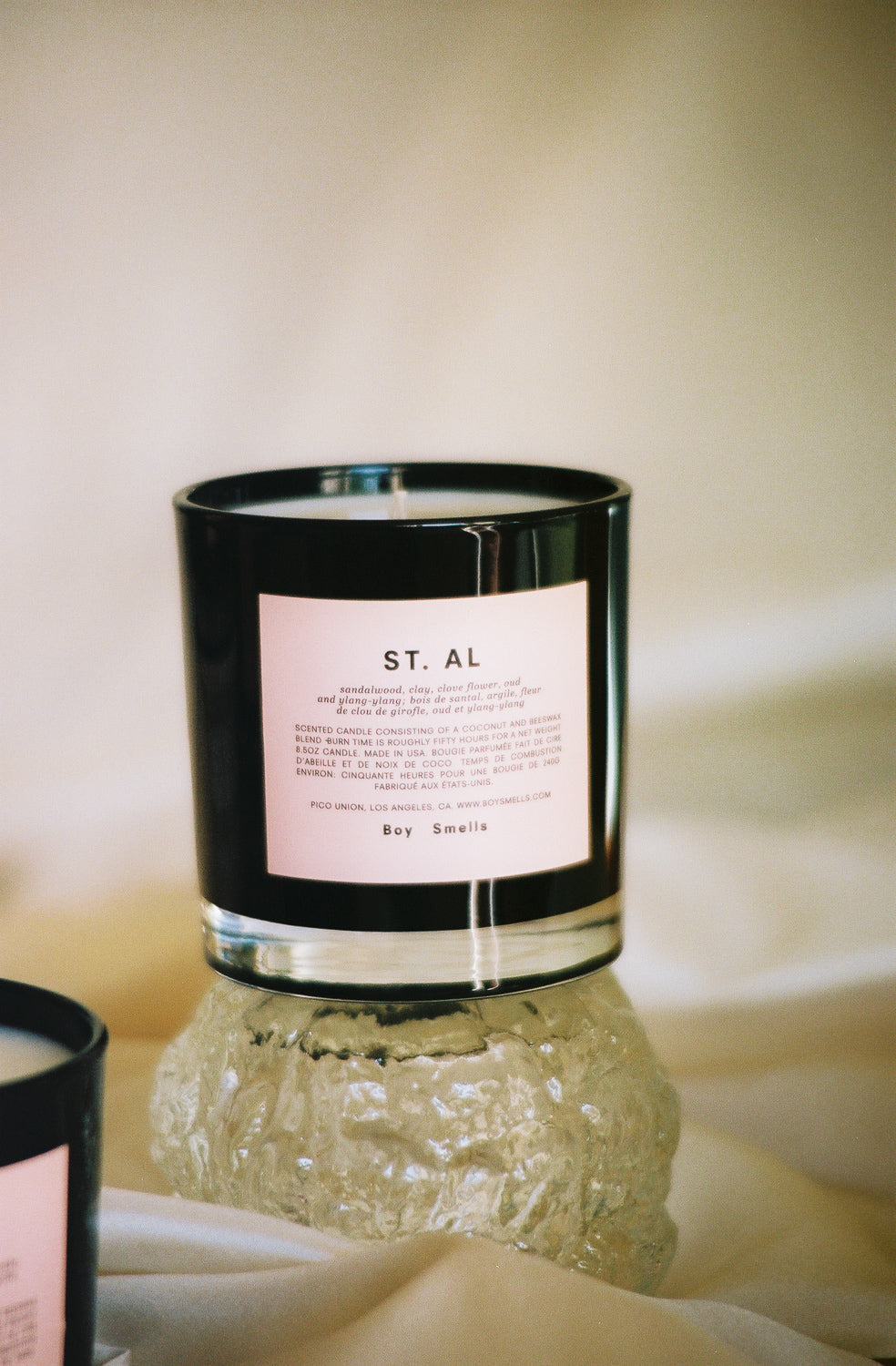 Candle 8.5oz by Boy Smells