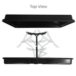"Storm Shell Outdoor TV Enclosure up to 44"" TV"