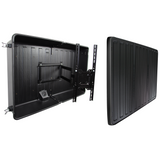 Storm Shell TV enclosure for your backyard