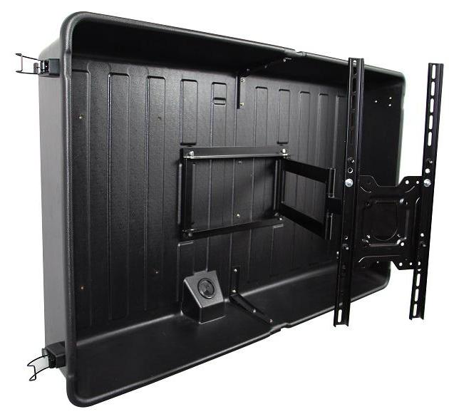 Storm Shell Outdoor Tv Enclosure Up To 65 Tv Storm Shell Tv