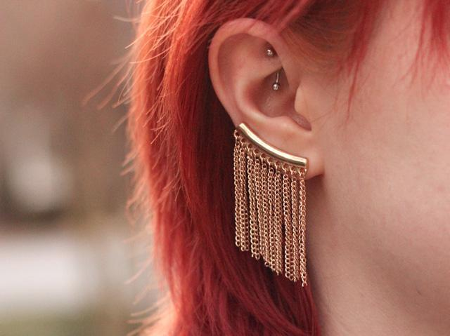 Best Jewelry For A Rook Piercing | SirenBodyJewelry