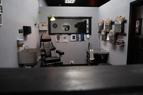 erix tattoo room