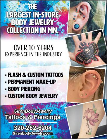 d8e88705d Sauk Centre Tattoo & Piercing Shop