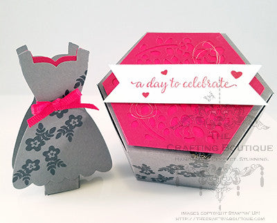 A Day to Celebrate - Lip Balm & Hexagon Box