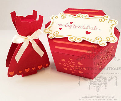 Hearts Celebrate - Lip Balm Box