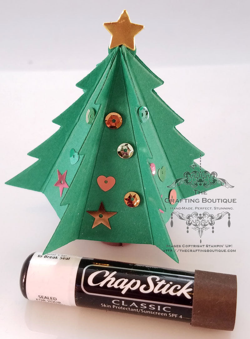 Lip Balm Christmas Tree Gift