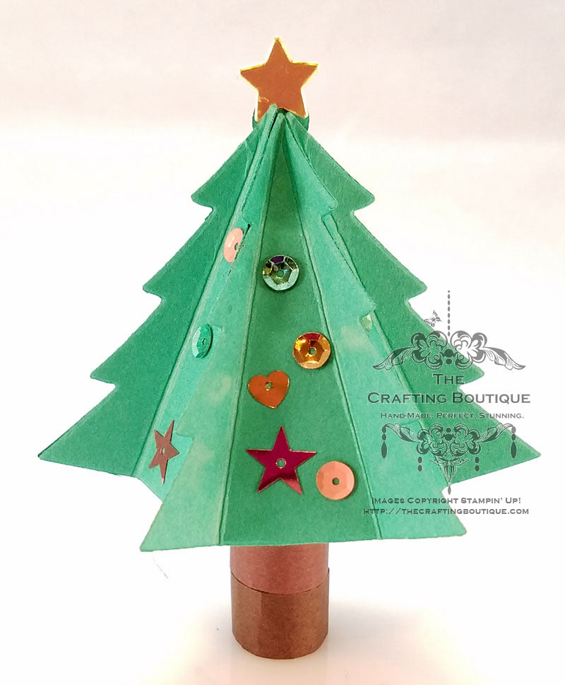Lip Balm Christmas Tree