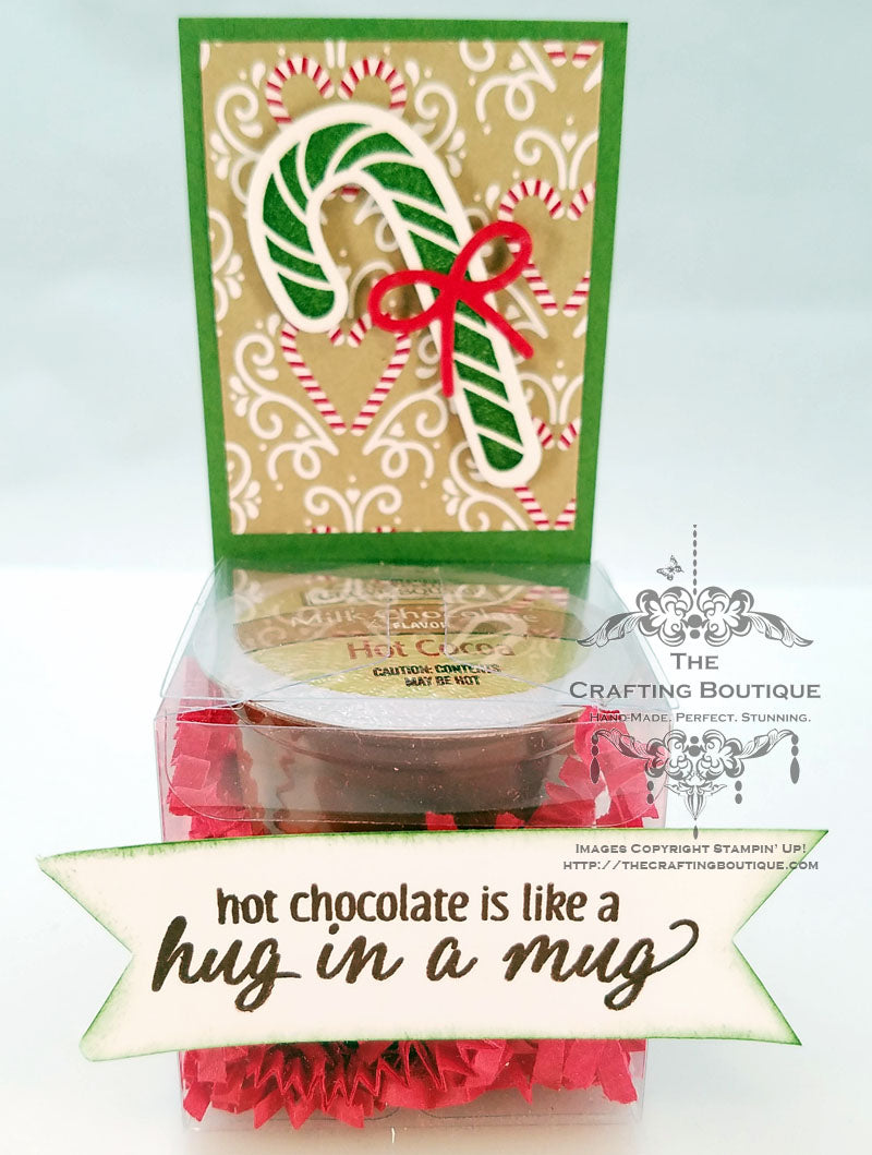 Hot Cocoa K-Cup Gift (Green)
