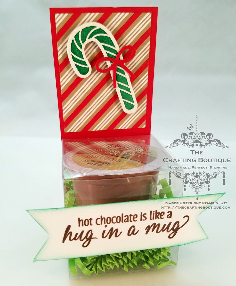 Hot Cocoa K-Cup Gift (Red)