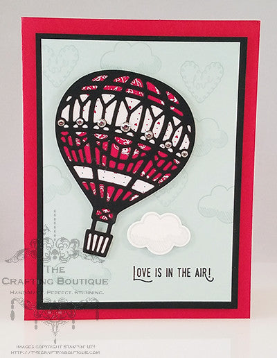 Love is in the Air! Card