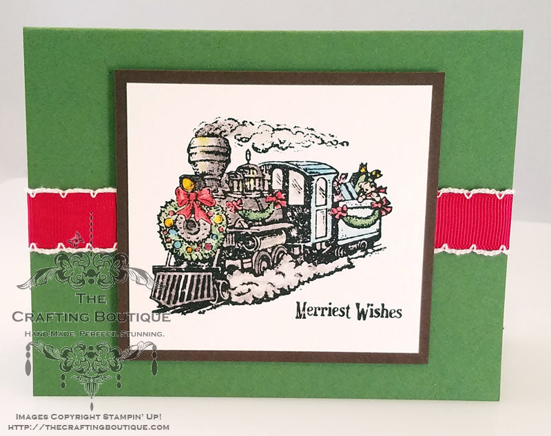 Merriest Wishes Card