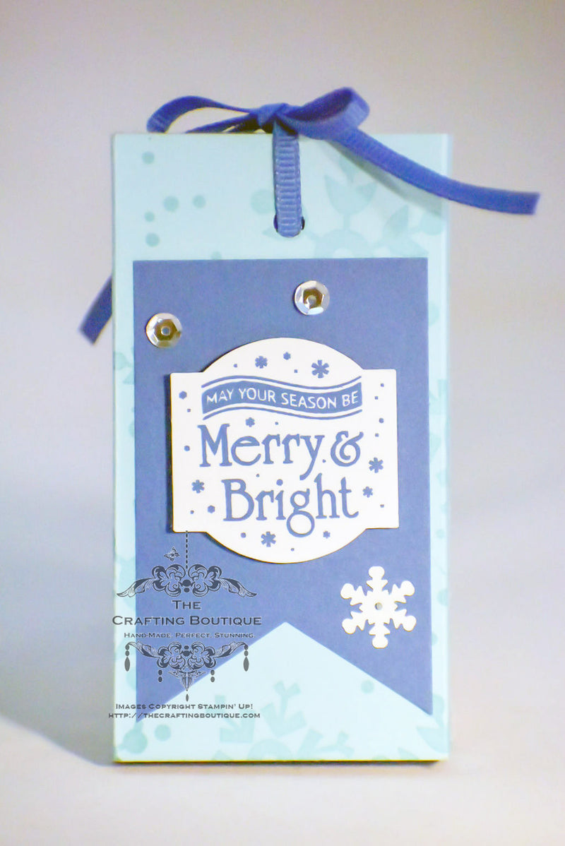 Merry & Bright Gum Wrappers