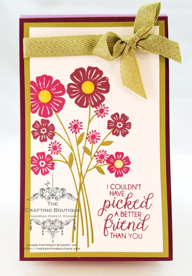 Floral Notepad (Friend)