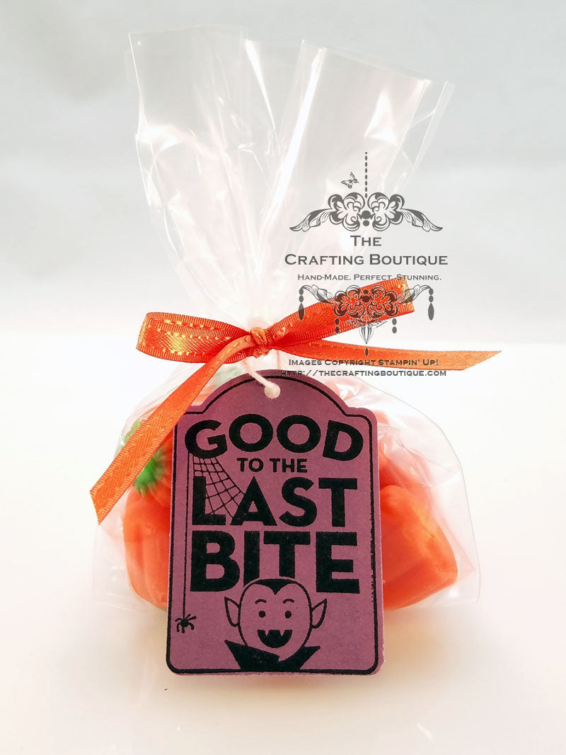 Pumpkin Candy Gift