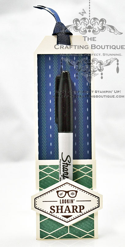 Looking Sharp! Sharpie Holder (Beige) Gift